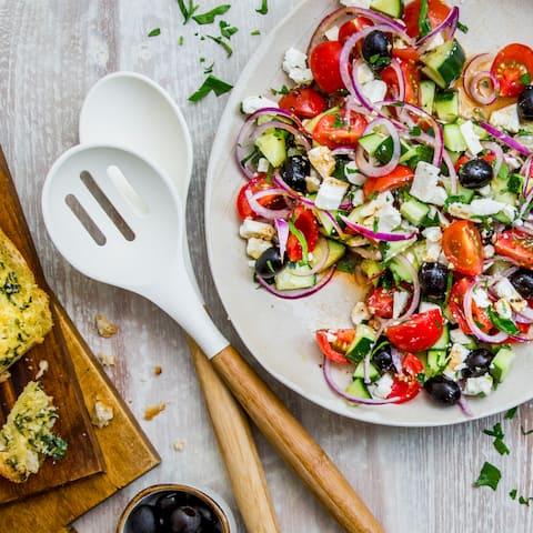 Cholesterinarm Genießen Die Besten Rezepte Und Ideen