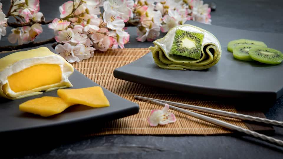 Asia Style Pancakes
