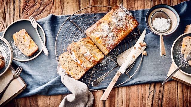 Bananen-Mandarinen-Kuchen