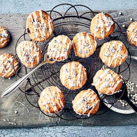 Dattel-Walnuss-Kekse