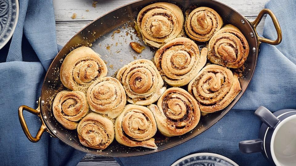 Entdecken Sie leckere Eierlikör-Rezepte und backen Sie köstliche Kuchen mit dem typischen Aroma feinsten Eierlikörs!