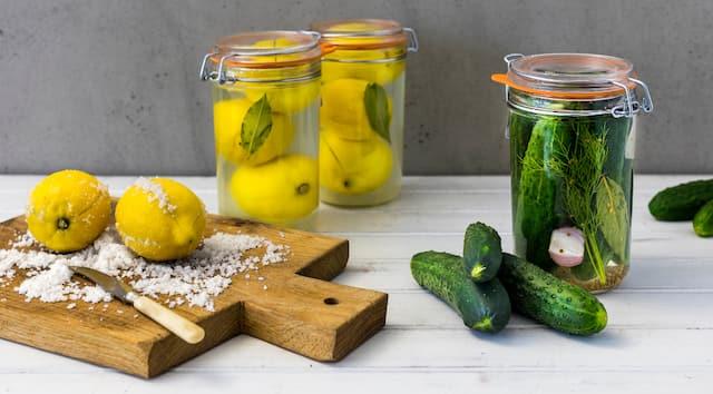 Gemüse Und Obst Einkochen Einlegen Einmachen Edeka