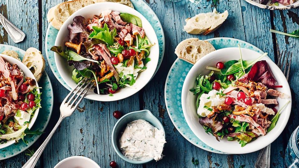 Erfrischender Salat