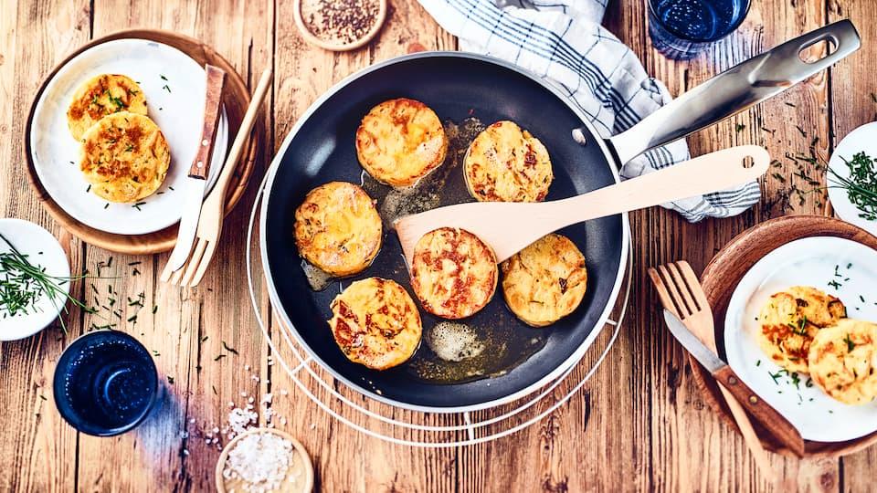 Bereiten Sie mit unseren Serviettenknödel-Rezepten köstliche Knödel zu – ob geröstet, gebraten oder gekocht!