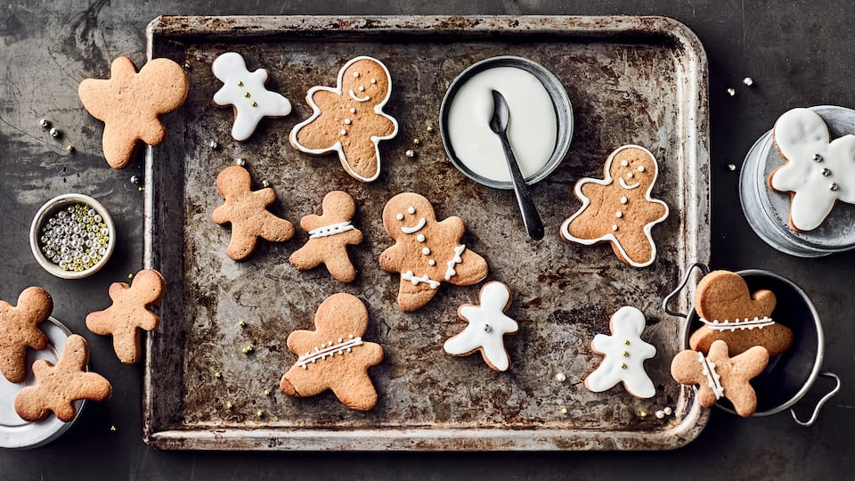 Gingerbread mit Icing