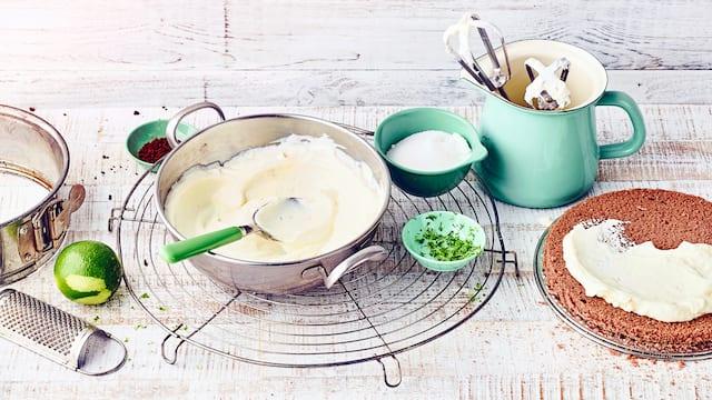 Käsesahne-Tortencreme