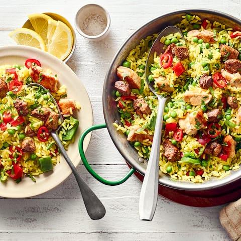 Mediterrane Rezepte: Kochen wie am Mittelmeer | EDEKA