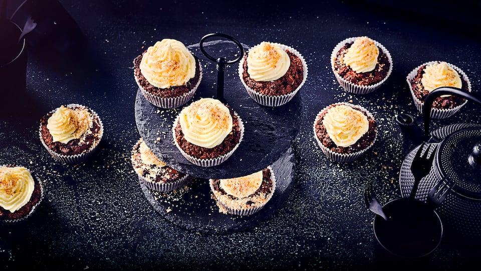 Kokosmehl Muffins