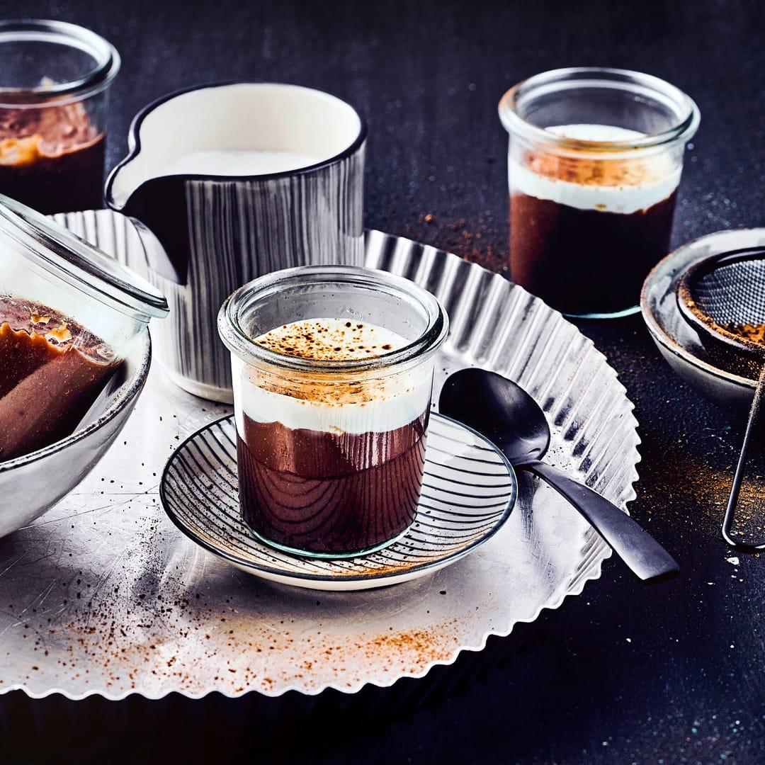 Heiße weiße Schokolade - Rezept | EDEKA