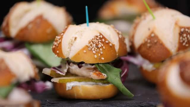 Mini-Chicken-Burger
