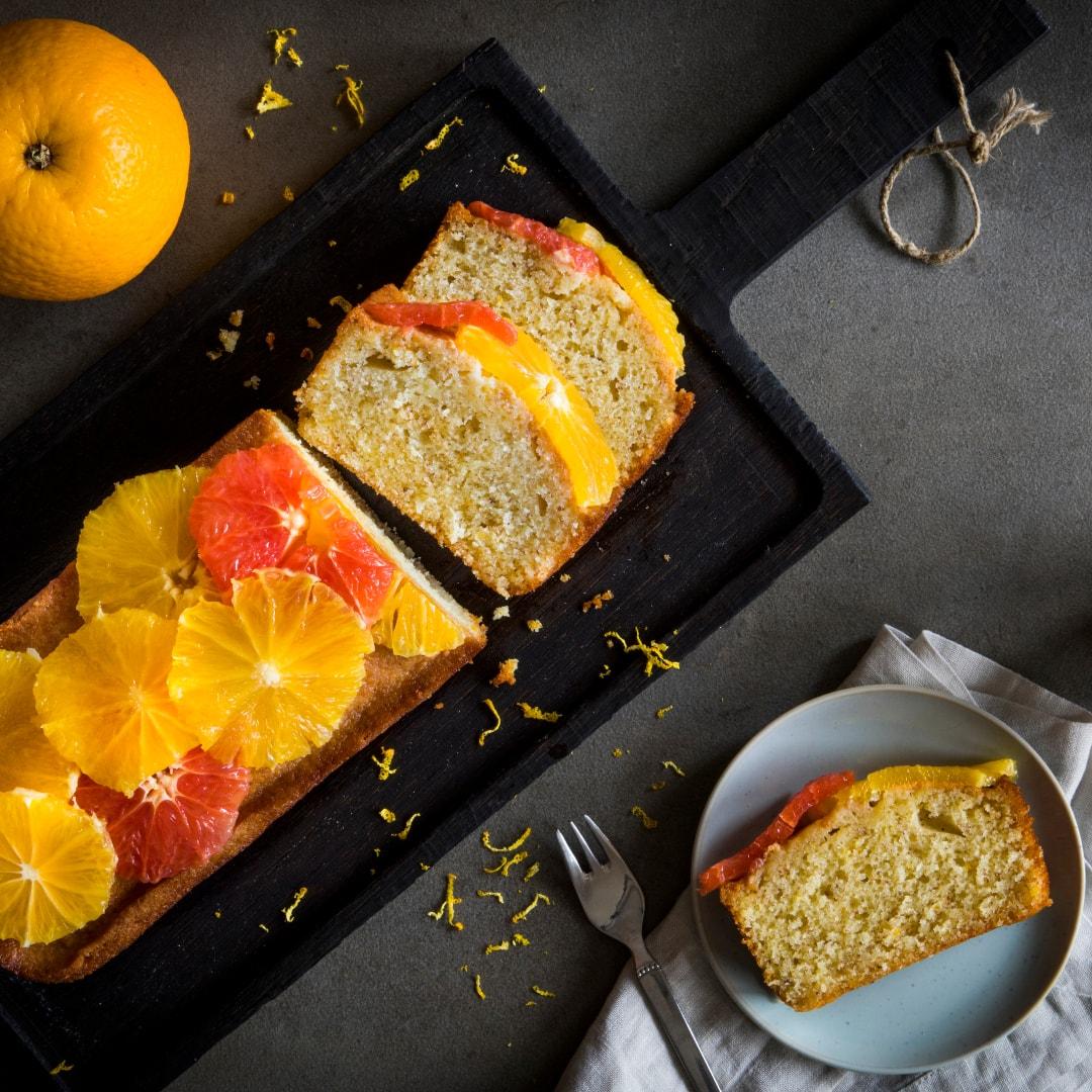 Orangenkuchen Rezept Edeka