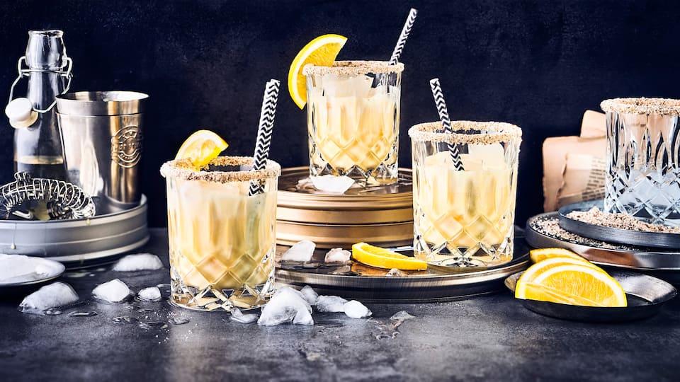 Wie wäre es mit einem erfrischenden Sommerdrink? Probieren Sie unseren