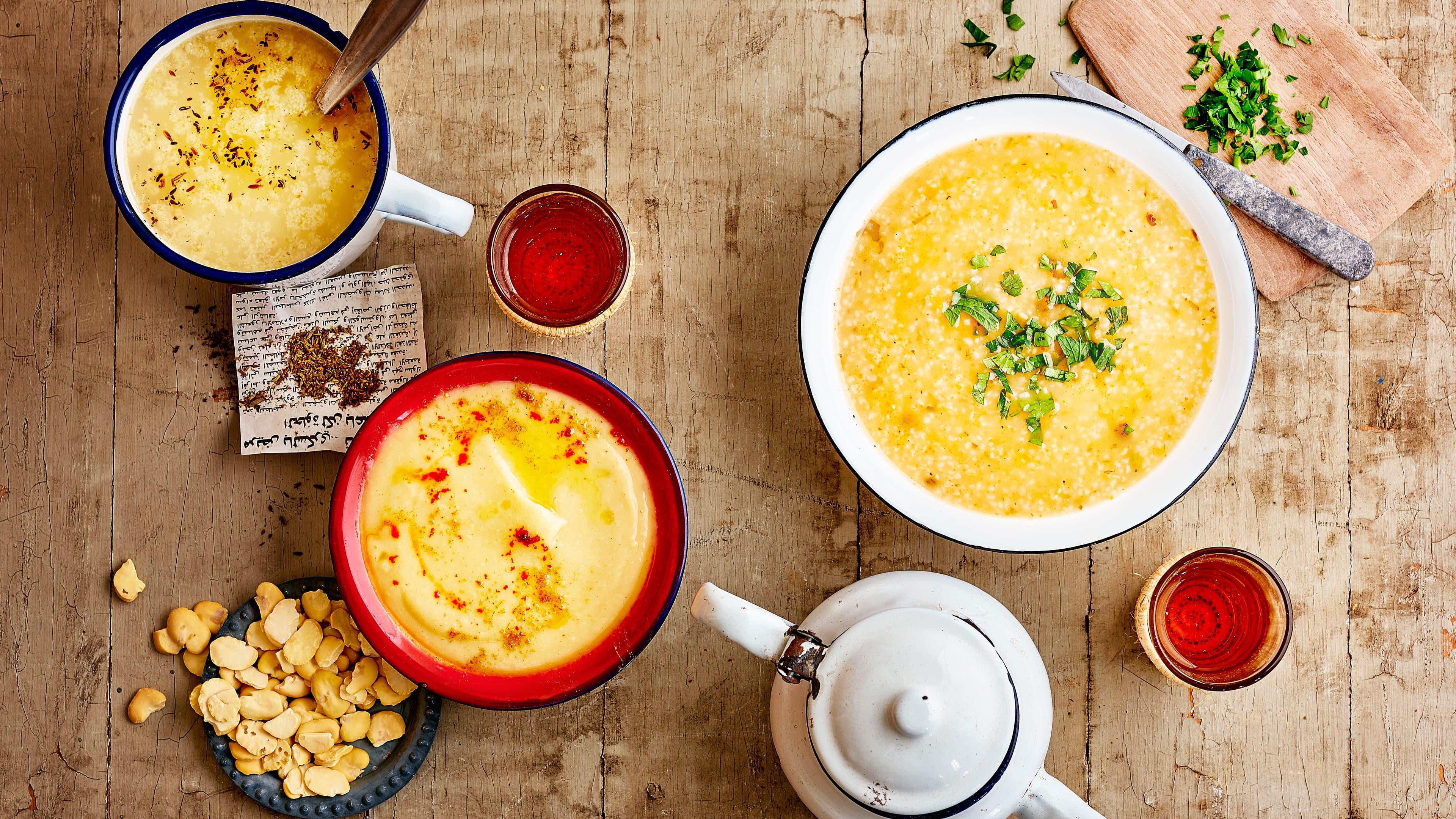 Ayurveda-Rezepte: Essen im Einklang   EDEKA