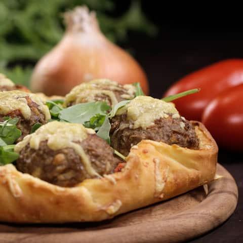Burger-Pizza