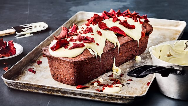Rote-Bete-Kuchen