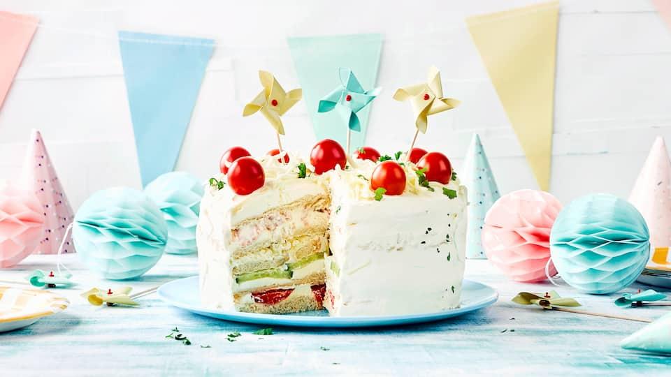 Sandwich-Torte