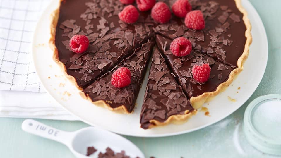Schokoladentarte
