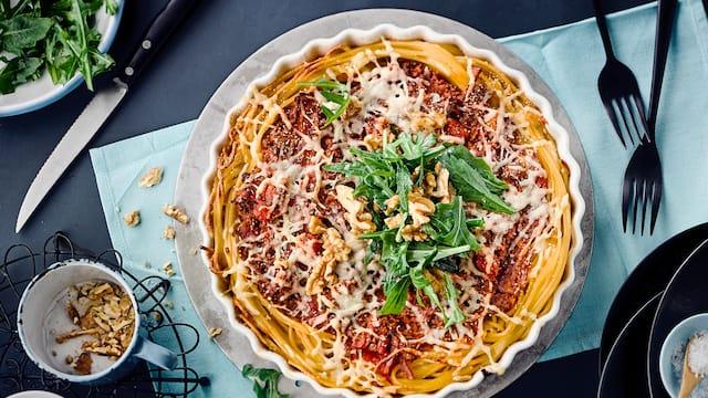 Spaghetti Tarte