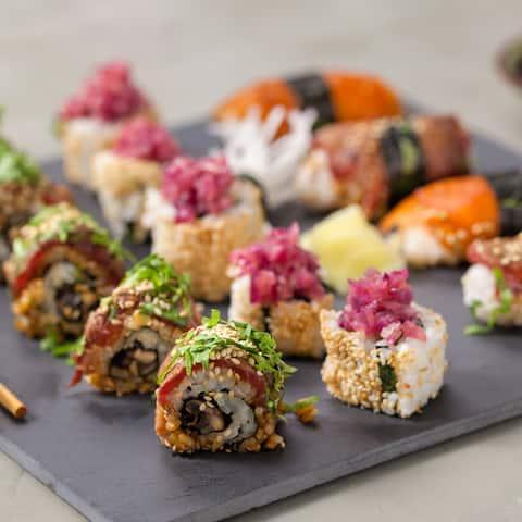 Sushi Varianten