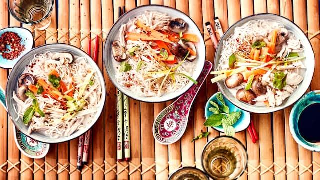 Tom-Kha-Gai Suppe
