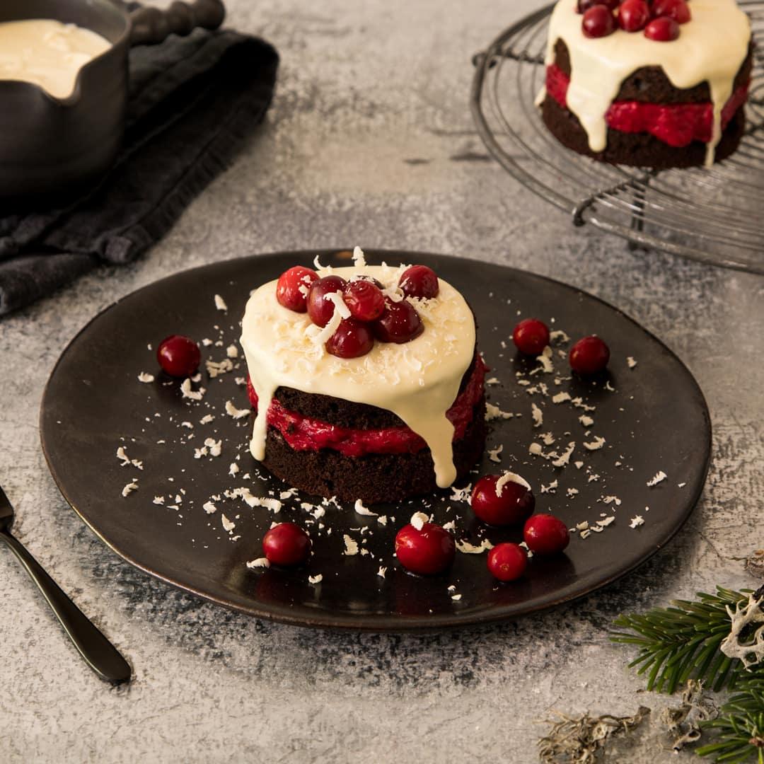 cranberry weihnachtst rtchen rezept edeka. Black Bedroom Furniture Sets. Home Design Ideas