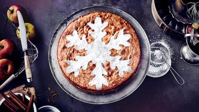 Zimt-Apfel-Kuchen