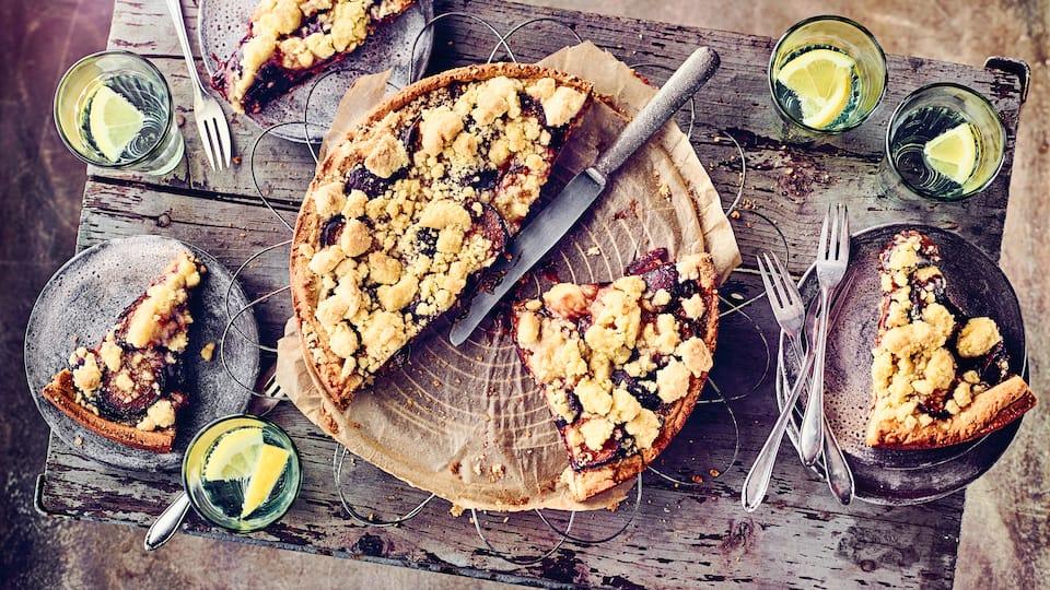 Wir machen aus dem klassischen Blechkuchen aus Süddeutschland einen Sommerkuchen zum Genießen!