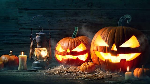 Halloween Party Perfekt Vorbereitet